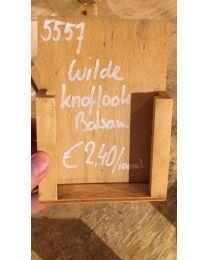 Wilde Knoflook-Balsamico Azijn-Dressing
