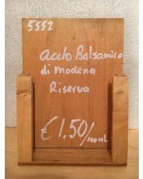 Aceto Balsamico di Modena - Riserva