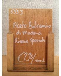 Aceto Balsamico di Modena - Riserva Speziale