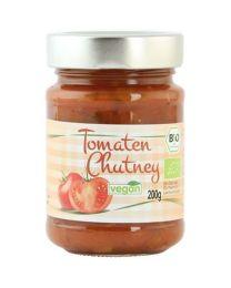 Tomaten Chutney met kruiden uit de Provence