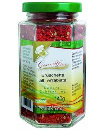 Bruscetta Arrabiata