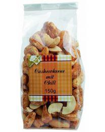 Cashewnoot met chili